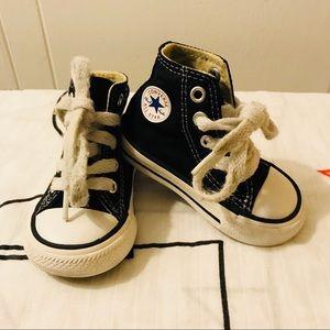 EUC Infant Converse high tops
